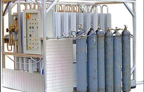 GAS CYLINDER REFILLING PLANT