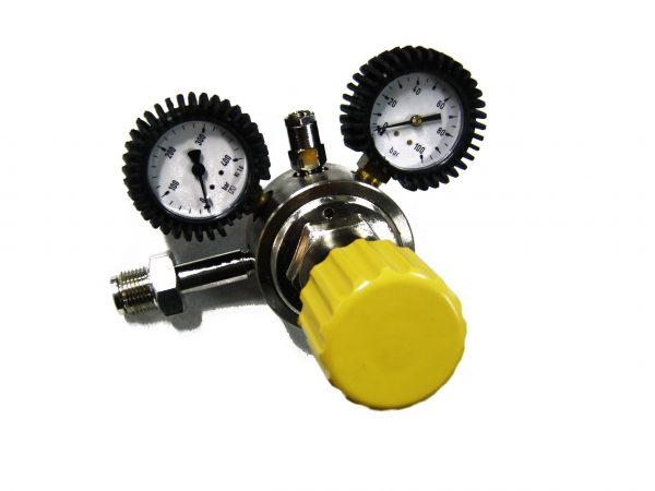 Riduttore di pressione modello STAR2 Gas regulator model STAR2
