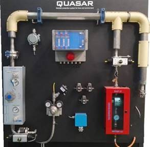 Safety System: QUASAR